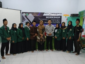 workshop soal hots
